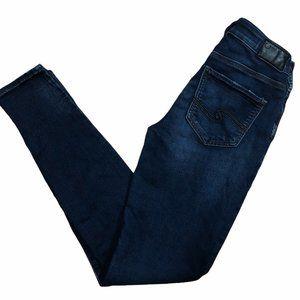 Silver Jeans Aiko JOGA Women's 26x31